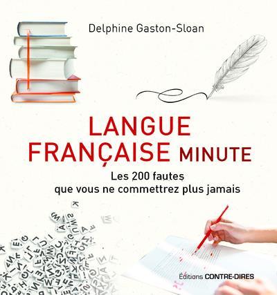 LANGUE FRANCAISE MINUTE