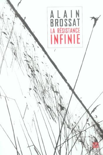 RESISTANCE INFINIE (LA)
