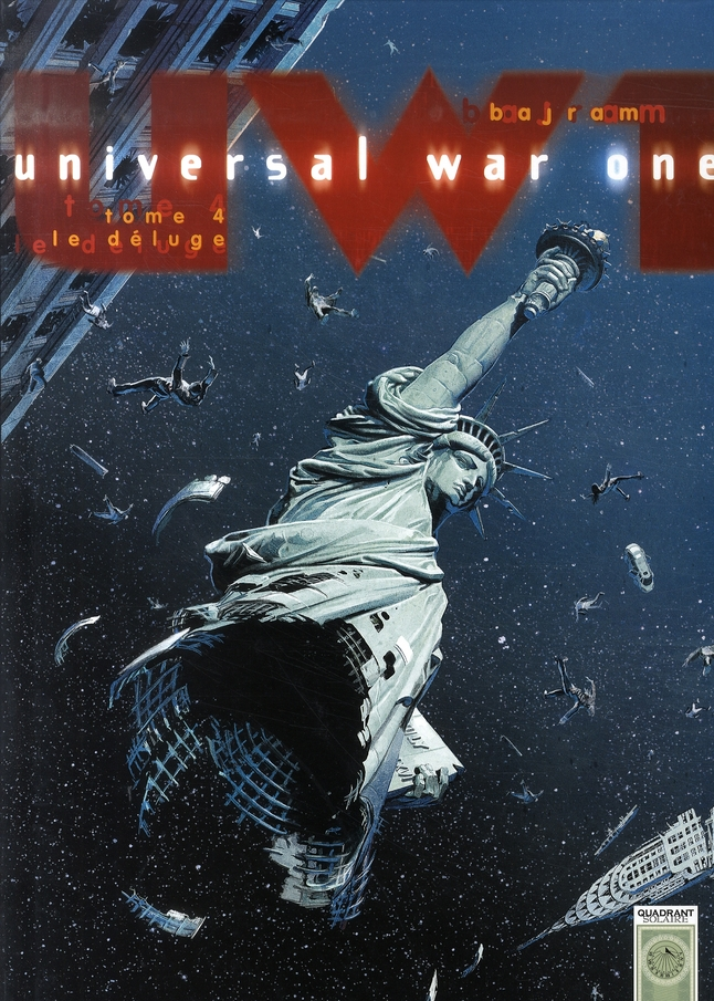 UNIVERSAL WAR ONE T.4  -  LE DELUGE BAJRAM-D SOLEIL