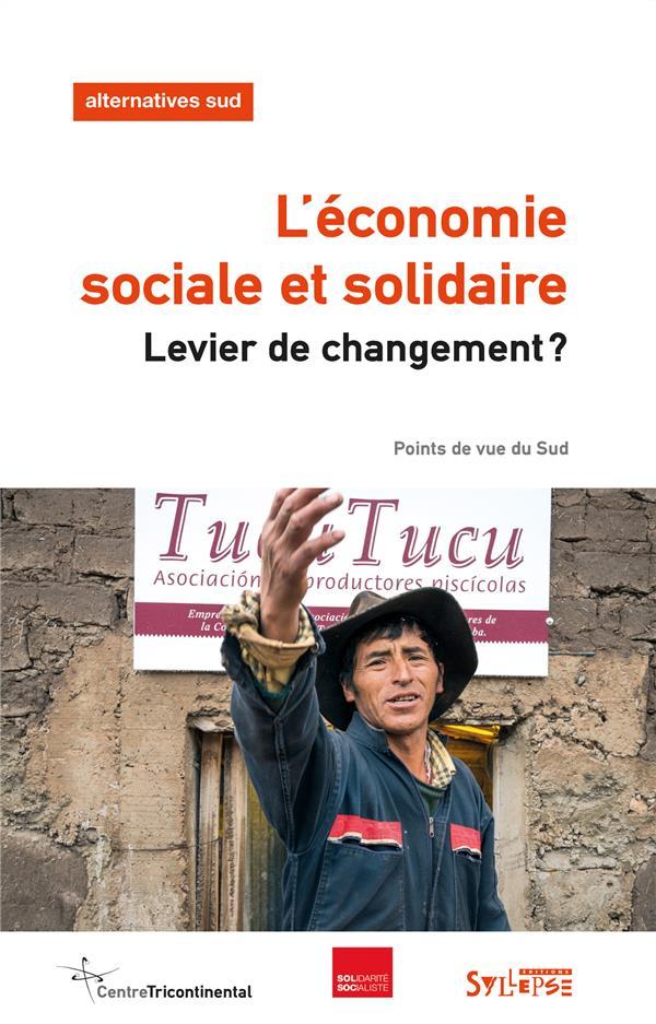Alternatives Sud L'économie sociale et solidaire