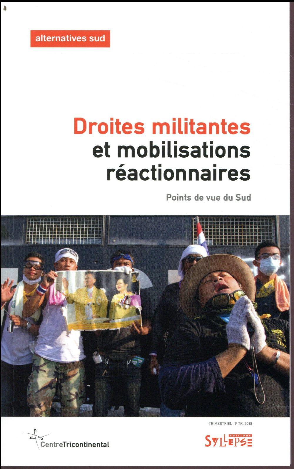 DROITES MILITANTES ET MOBILISATIONS REACTIONNAIRES