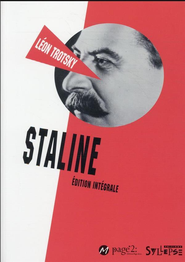 STALINE TROTSKY, LEON SYLLEPSE