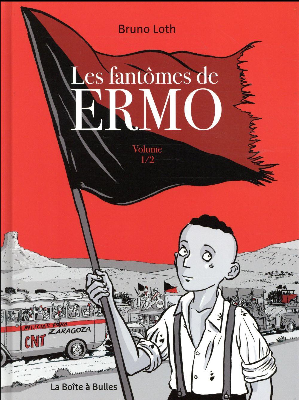 LES FANTOMES DE ERMO VOL 12 - T1