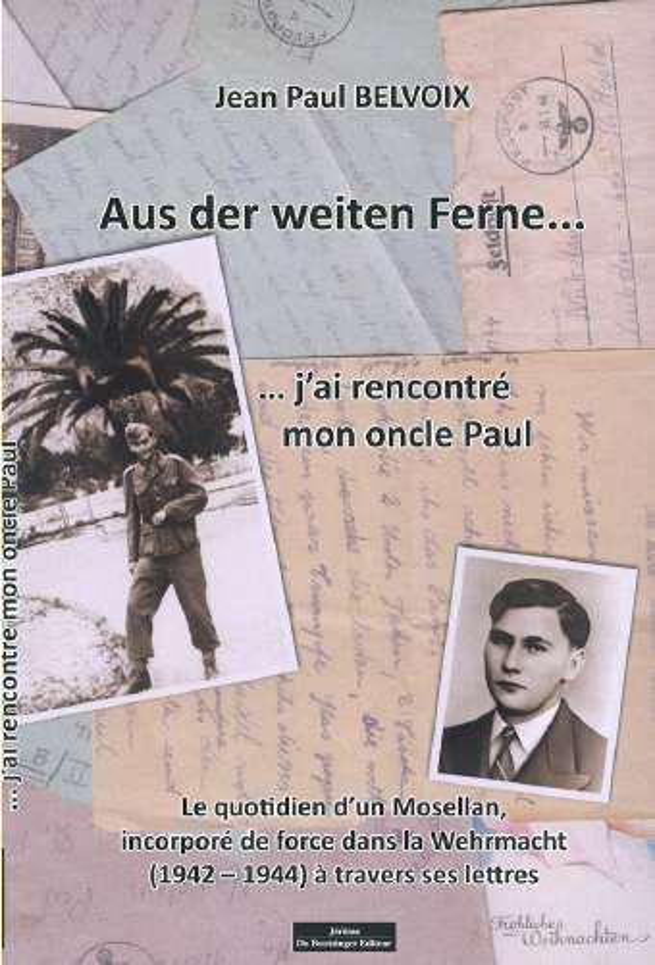 AUS DER WEITEN FERNE... - ... BELVOIX JEAN-PAUL DO BENTZINGER