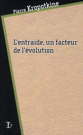 L'ENTRAIDE, UN FACTEUR DE L'EVOLUTION