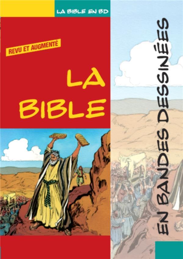 LA BIBLE EN BANDES DESSINEES HOTH, IVA  LLB éditions