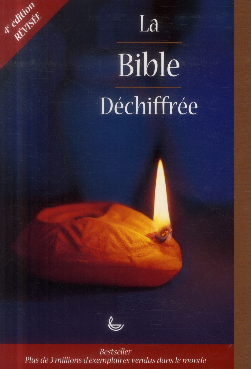 DAVID et PAT ALEXANDE - LA BIBLE DECHIFFREE