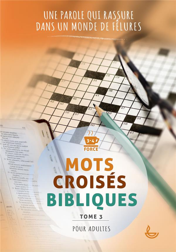 MOTS CROISES BIBLIQUES T.3