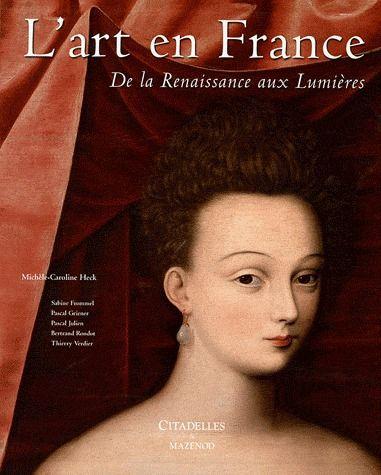 L-ART EN FRANCE DE LA RENAISSA