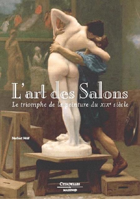 L-ART DES SALONS DES PEINTURES
