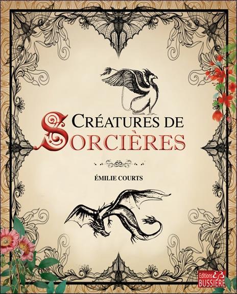 CREATURES DE SORCIERES COURTS EMILIE BUSSIERE