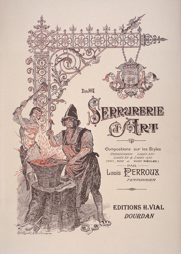 LA SERRURERIE D-ART PERROUX LOUIS VIAL