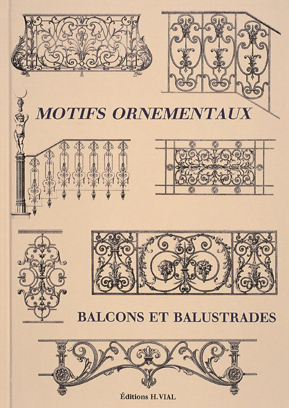 BALCONS ET BALUSTRADES COLLECTIF VIAL