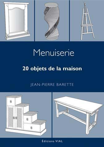 20 OBJETS DE LA MAISON BARETTE JEAN-PIERRE VIAL