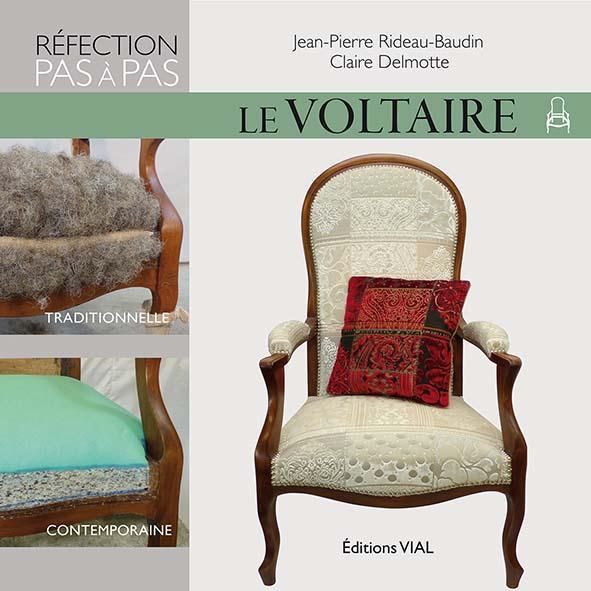 Refection Pas A Pas. Le Voltaire