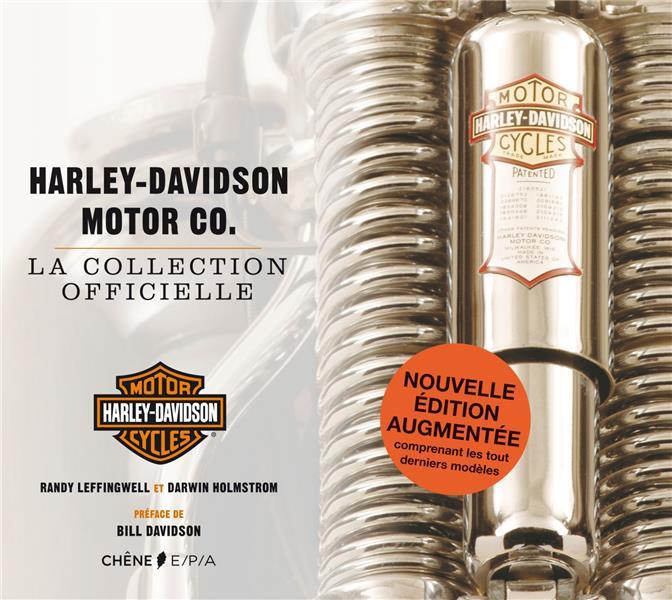 HARLEY-DAVIDSON MOTOR CO. LA COLLECTION OFFICIELLE  EPA