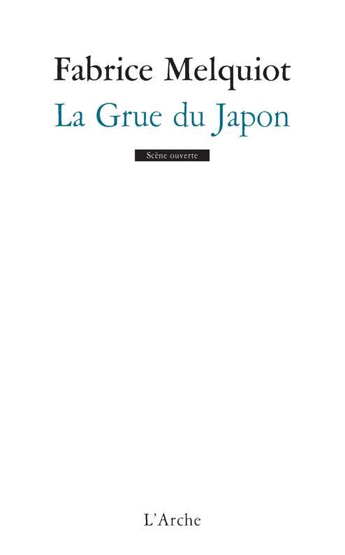 LA GRUE DU JAPON
