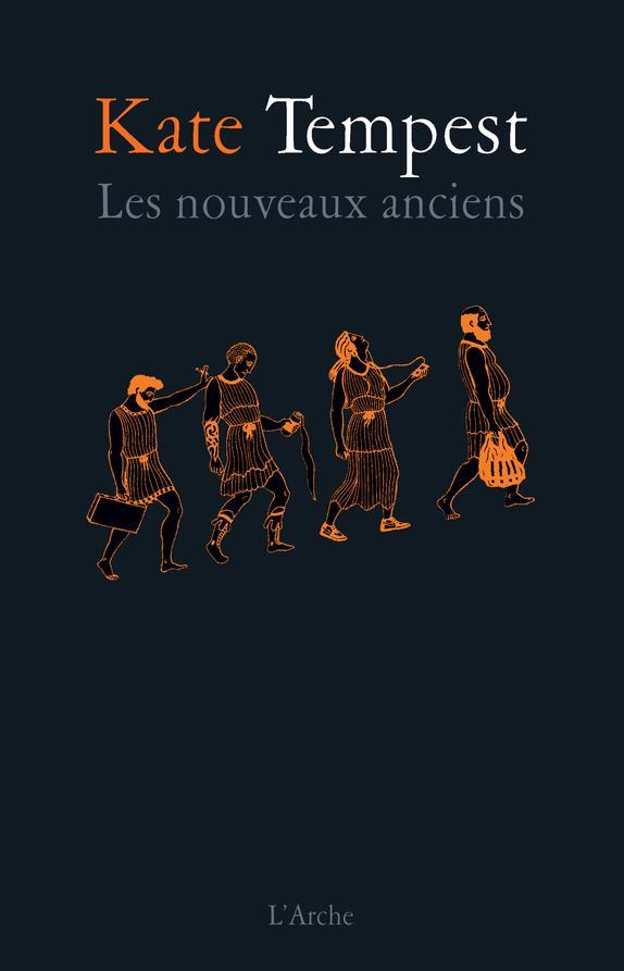 LES NOUVEAUX ANCIENS TEMPEST KATE L ARCHE