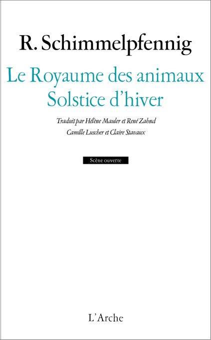 LE ROYAUME DES ANIMAUX  -  SOLSTICE D'HIVER