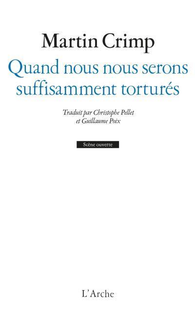 QUAND NOUS NOUS SERONS SUFFISAMMENT TORTURES  MESSAGER DE L'AMOUR