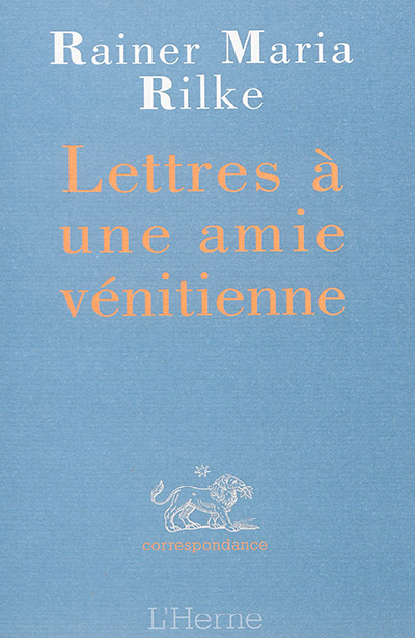 Lettres à mon amie vénitienne