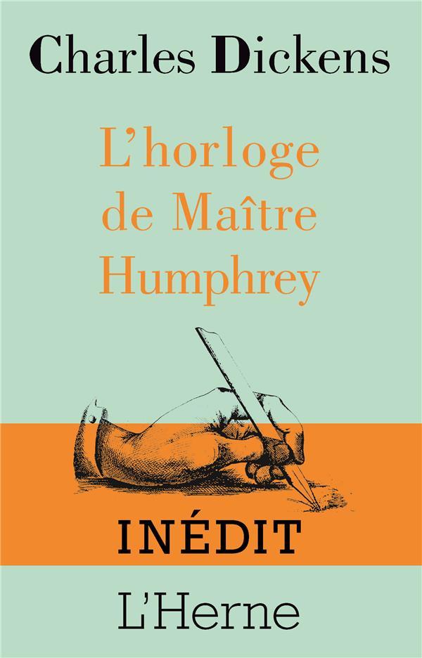 L'HORLOGE DE MAITRE HUMPHREY