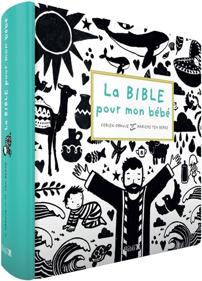 LA BIBLE POUR MON BEBE-ALBUM ILLUSTRE