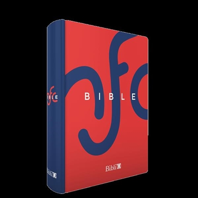 BIBLE NFC RIGIDE SANS DC NOUVELLE FRANCAIS COURANT