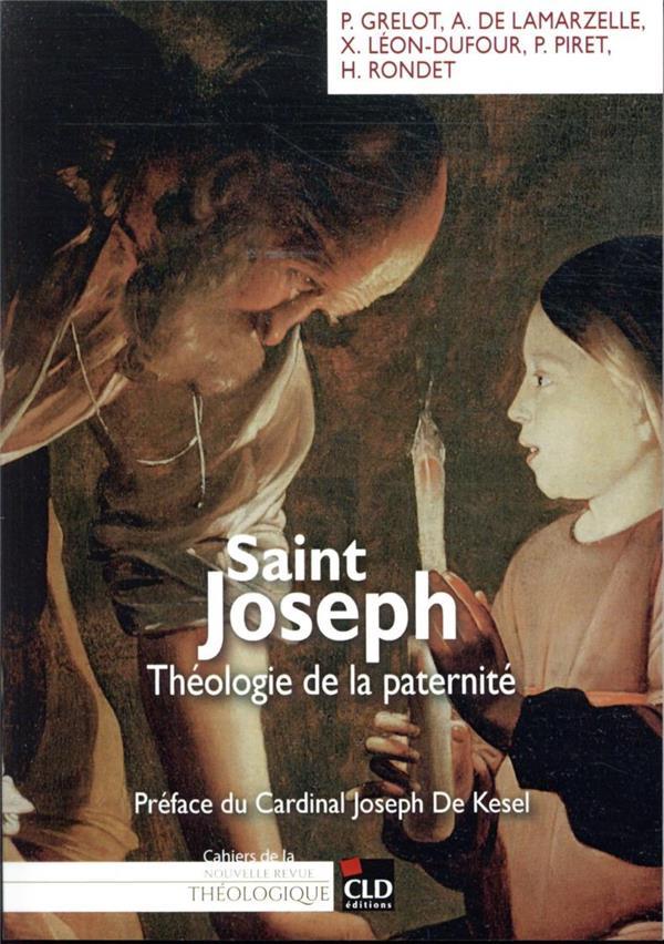 SAINT JOSEPH. THEOLOGIE DE LA PATERNITE