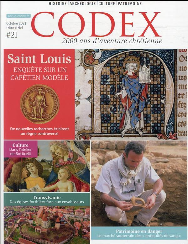 SAINT LOUIS CODEX 21