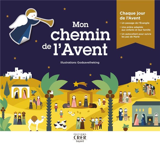 MON CHEMIN DE L AVENT