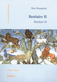 BESTIAIRE II