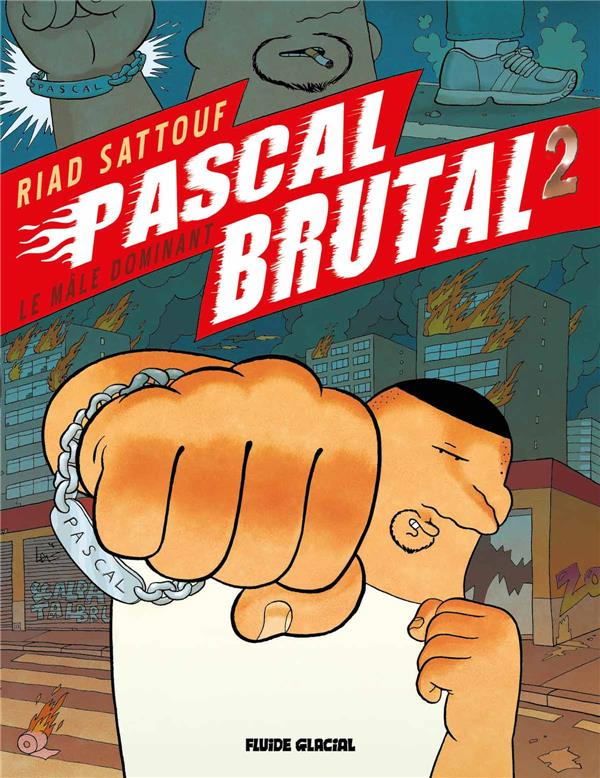 PASCAL BRUTAL T2 SATTOUF RIAD FLUIDE GLACIAL