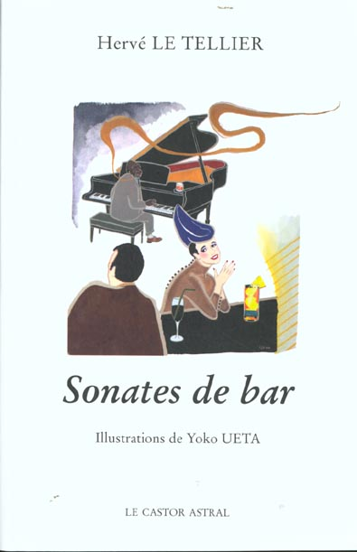 SONATES DE BAR LE TELLIER, HERVE CASTOR ASTRAL