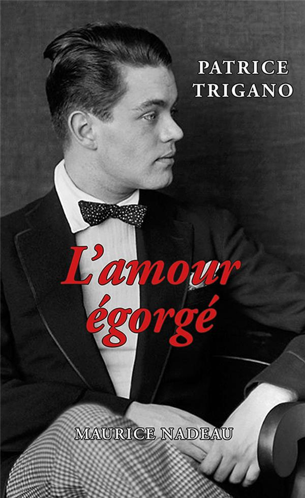 L'AMOUR EGORGE