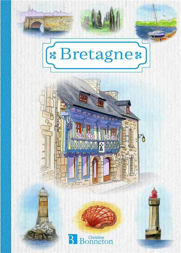 BRETAGNE  -  CARNET DE NOTES BOSQUET GILLES NC
