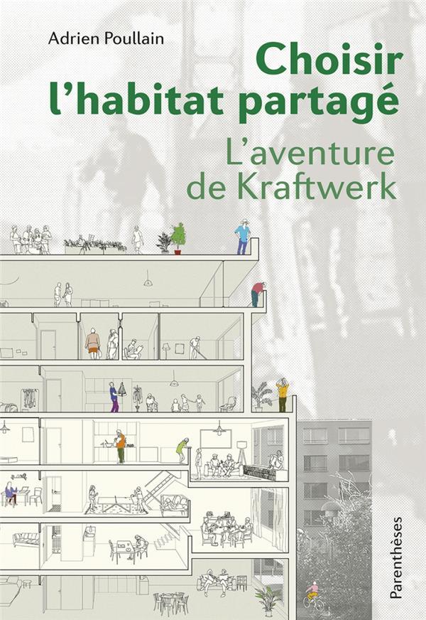 CHOISIR L'HABITAT PARTAGE - L'AVENTURE DE KRAFTWERK POULL PARENTHESES