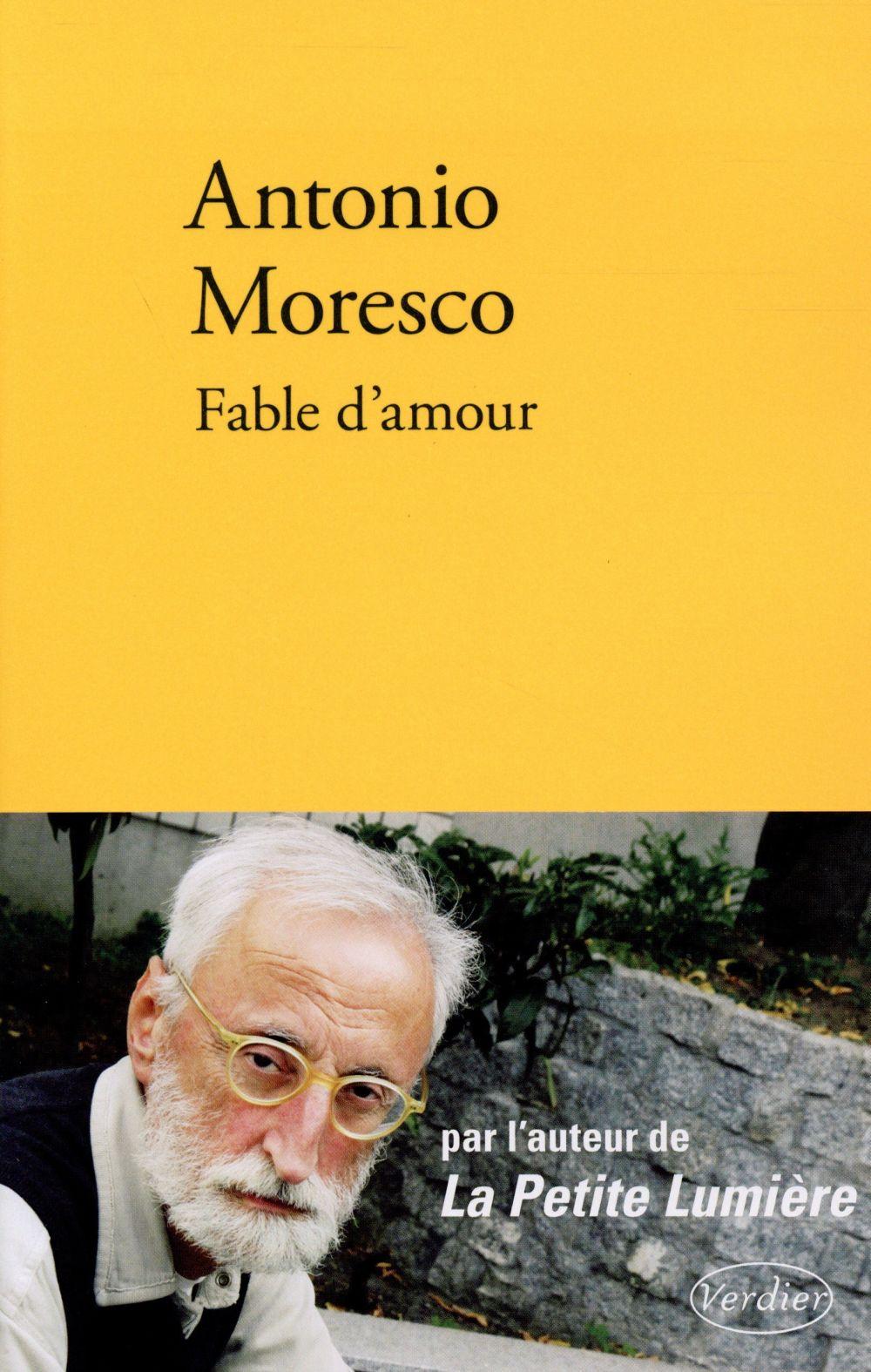 FABLE D'AMOUR ROMAN