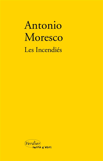 LES INCENDIES ROMAN