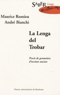 LENGA DEL TROBAR 3EME EDITION