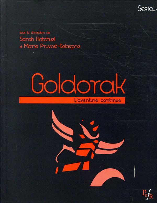 GOLDORAK - L AVENTURE CONTINUE  RABELAIS