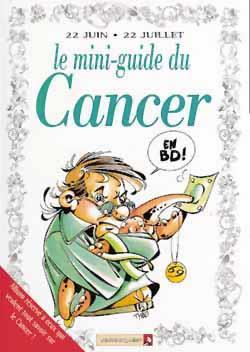 LES MINI-GUIDES EN BD T.26  -  LE MINI-GUIDE ASTRO DU CANCER XXX VENTS D'OUEST