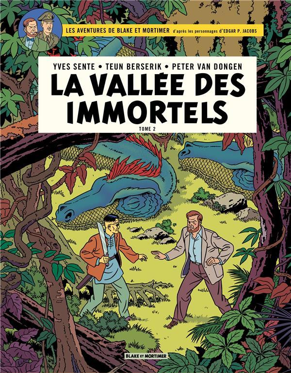 BLAKE ET MORTIMER T.26  -  LA VALLEE DES IMMORTELS T.2  -  LE MILLIEME BRAS DU MEKONG
