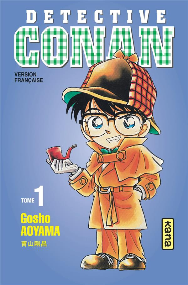 DETECTIVE CONAN T.1 AOYAMA, GOSHO DARGAUD