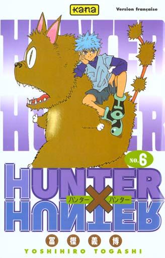HUNTER X HUNTER T.6 TOGASHI, YOSHIHIRO DARGAUD