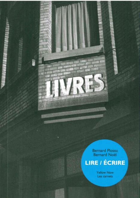 LIRE  ECRIRE PLOSSU/NOEL YELLOW NOW