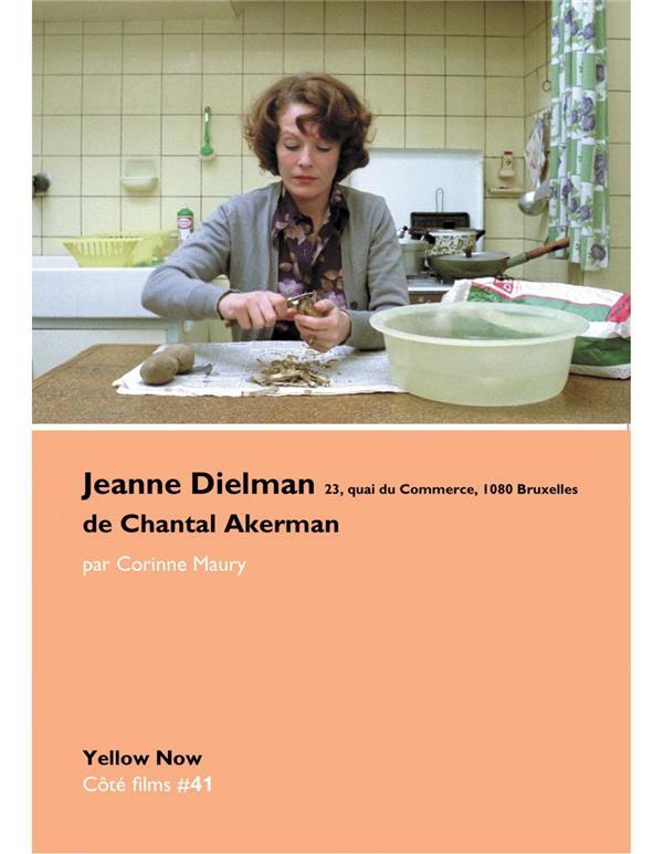 JEANNE DIELMAN 23, QUAI DU COMMERCE, 1080 BRUXELLES DE CHANTAL AKERMAN - COTE FILMS #41