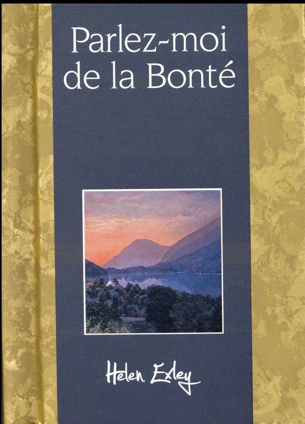 PARLEZ-MOI DE BONTE EXLEY Exley