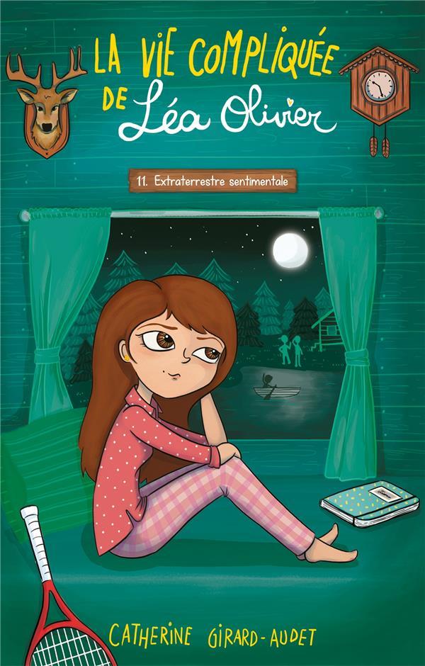 LA VIE COMPLIQUEE DE LEA OLIVIER T11  KENNES EDITIONS