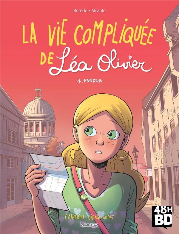 VIE COMPLIQUEE DE LEA OLIVIER